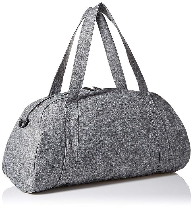 Nike Womens Gym Club Bag, Black/Black/Vast Grey, Misc