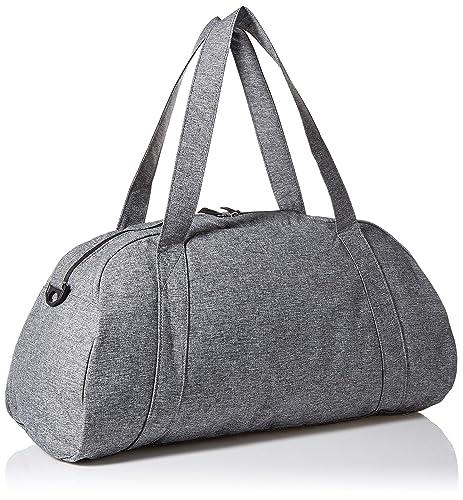 Amazon.com: Nike Womens Gym Club Bag, Black/Black/Vast Grey ...