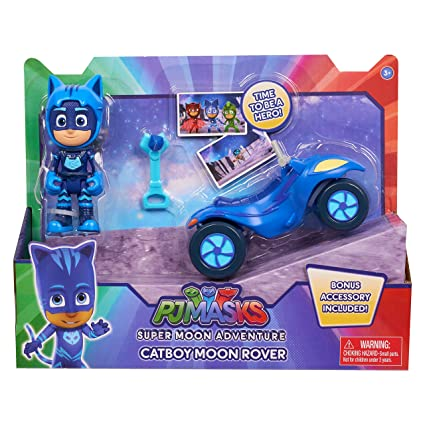 PJMASKS Super Moon Rovers Catboy, Blue