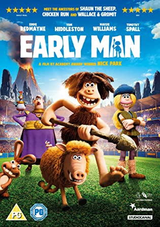 Image result for early man dvd