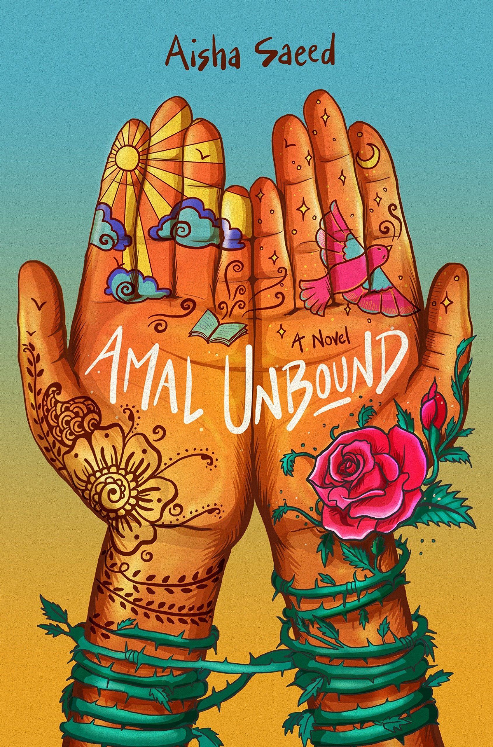 Image result for amal unbound review