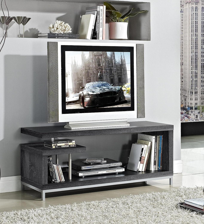 Amazon Weathered Grey Finish TV LCD Plasma Entertainment