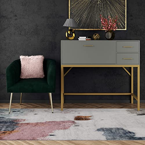 CosmoLiving Living Room Rug  - a good cheap living room rug