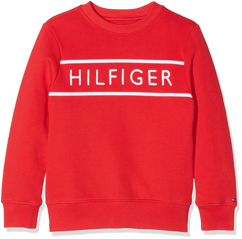 Tommy Hilfiger Boy's Sweatshirt KB0KB04039