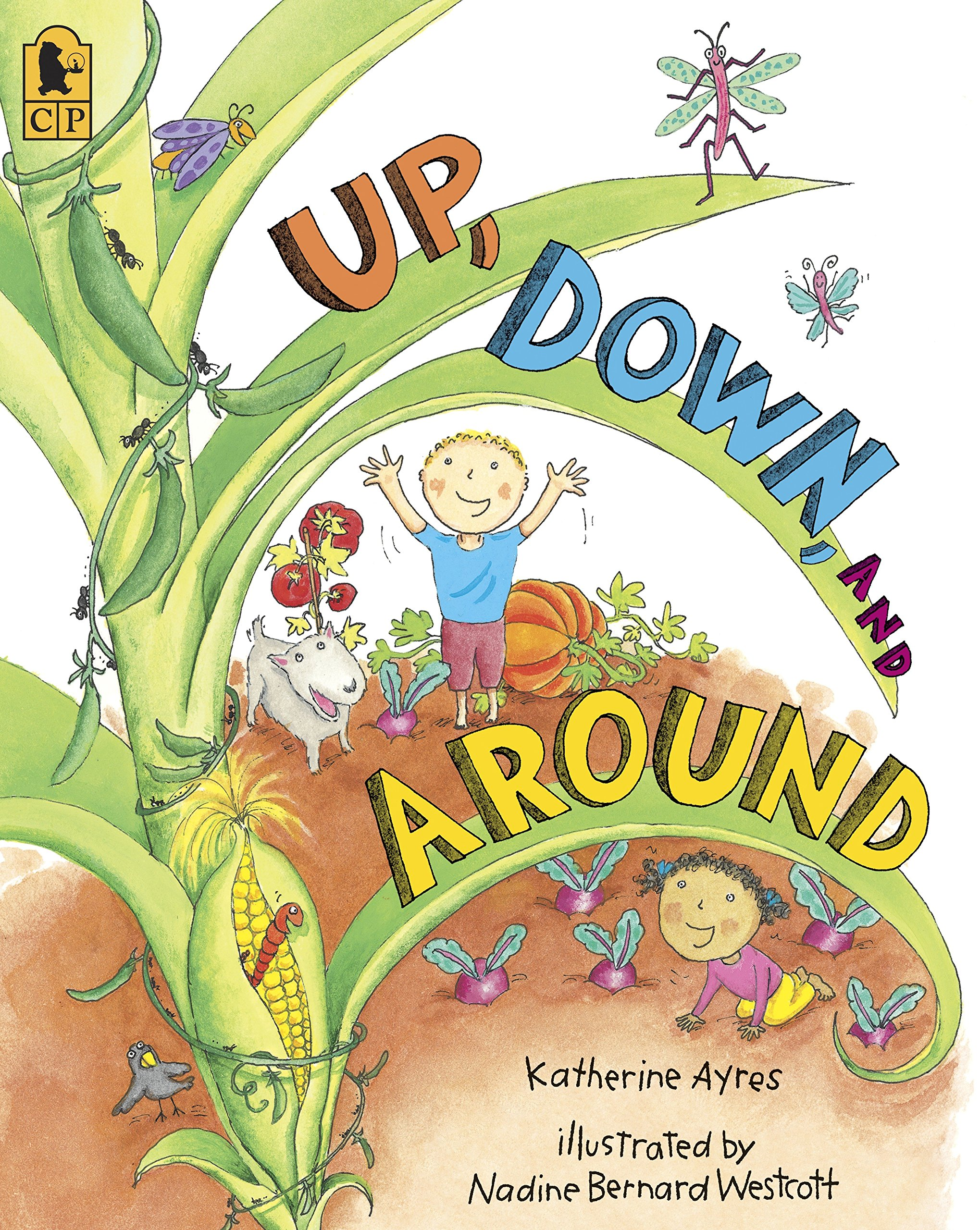 Up, Down, and Around Big Book (Big Books) by Candlewick Press