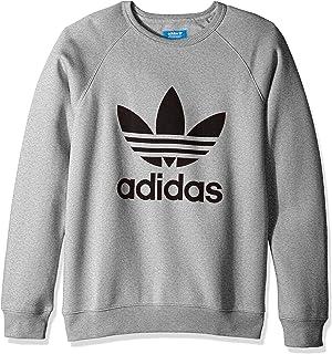 29e2c72f8b04 adidas Originals Men s Trefoil Crew Sweatshirt at Amazon Men s ...