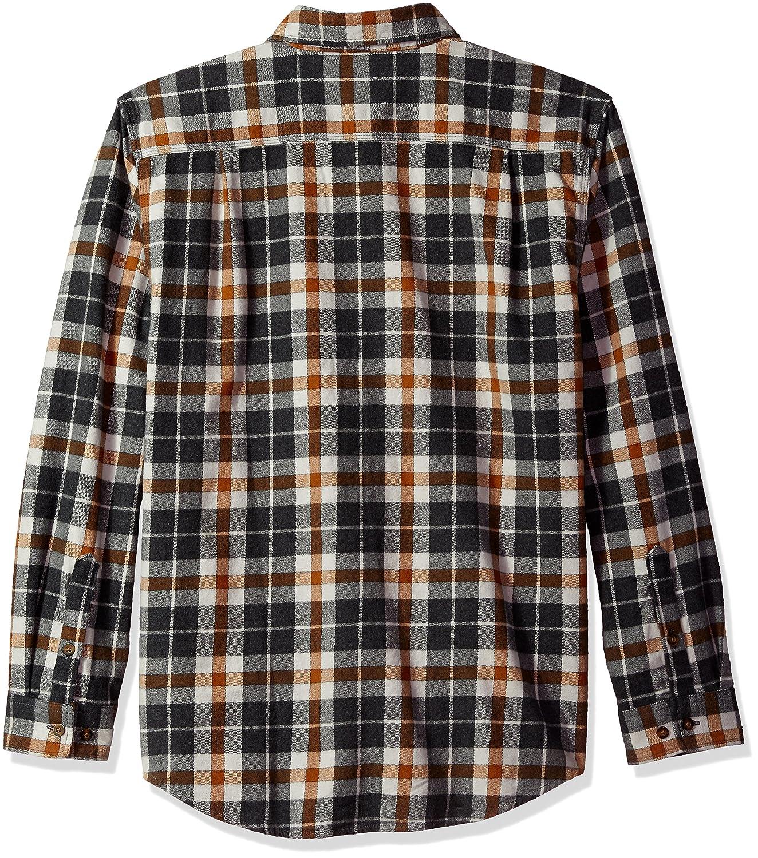 Carhartt Mens Hubbard Plaid Shirt