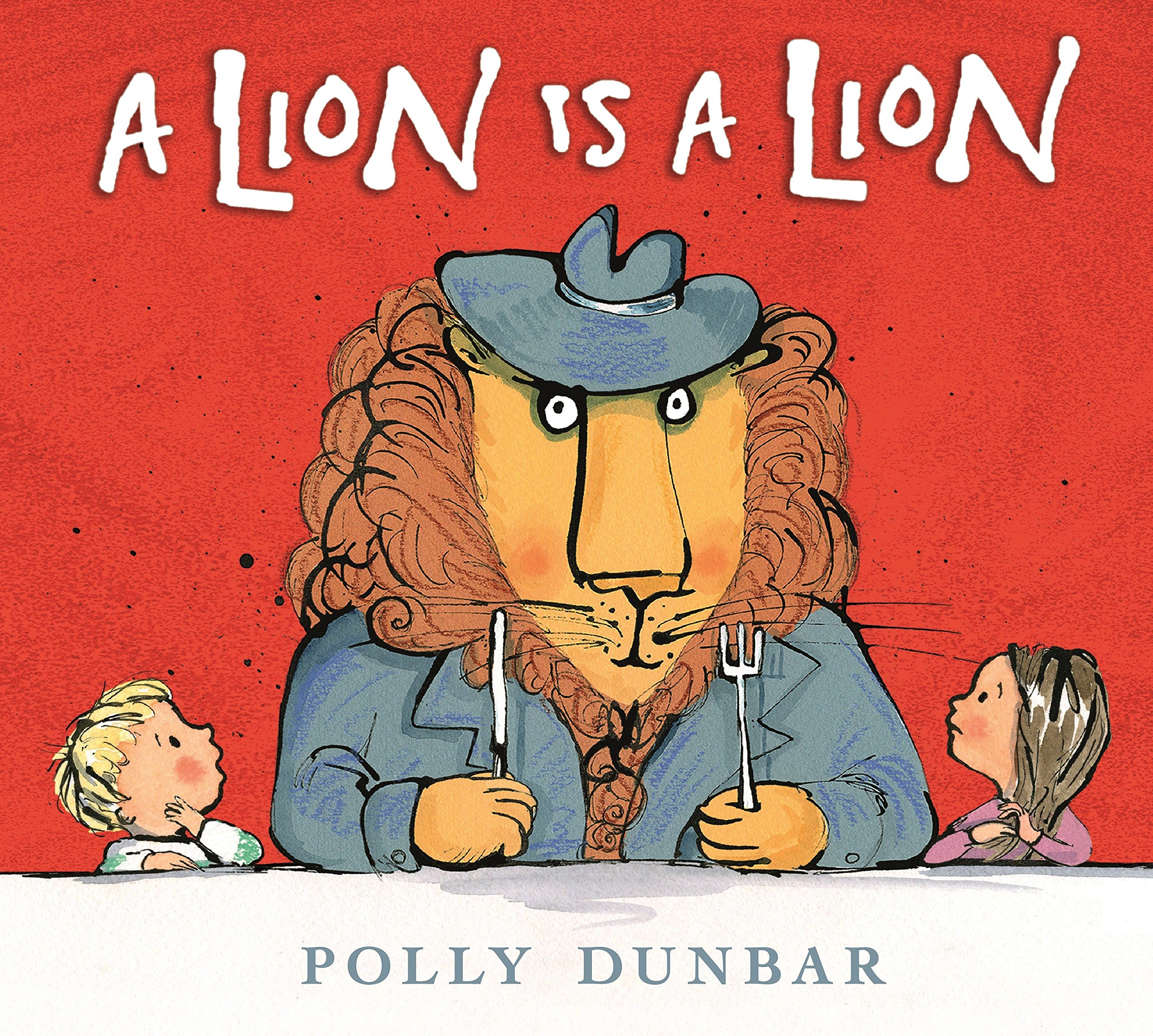 Download A Lion Is a Lion PDF