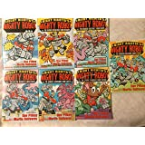 Ricky Ricotta's Mighty Robot Book Set (7 Volumes)