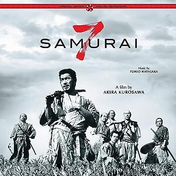 Kurosawa´s Seven Samurai Original Soundtrack [VINYL]: Amazon.co.uk: Music