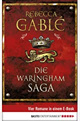 Die Waringham Saga: Vier Romane in einem E-Book (German Edition) Kindle Edition