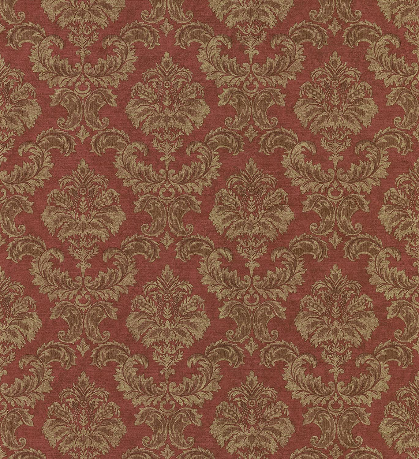 Brewster 982 75327 Textured Weaves Damask Wallpaper 20 5 Inch By