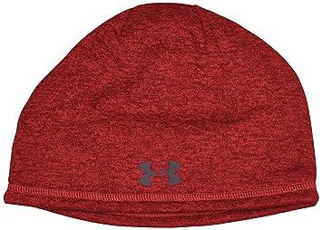 2f2ddecab463 Under Armour Herren Sportswear Hut Elements 2.0 Beanie, Red, OSFA,  1262141-603