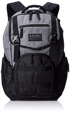 Under Armour UA Coalition 2.0 Mochila - 1298441, Negro/Negro: Amazon.es: Deportes y aire libre