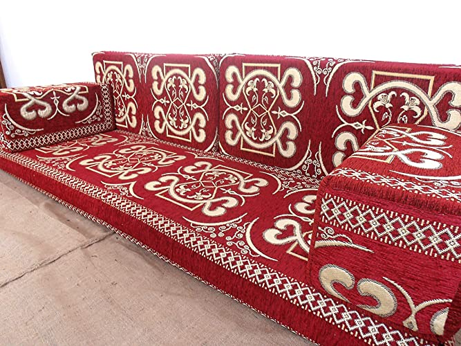 Amazon.com: furniture,oriental seating,arabic sofa,sofa set,floor ...