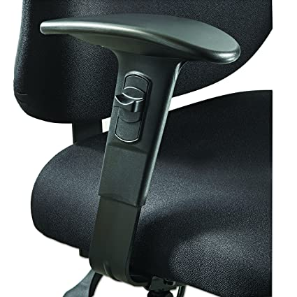 amazon com safco products 3399bl adjustable width arm set for use