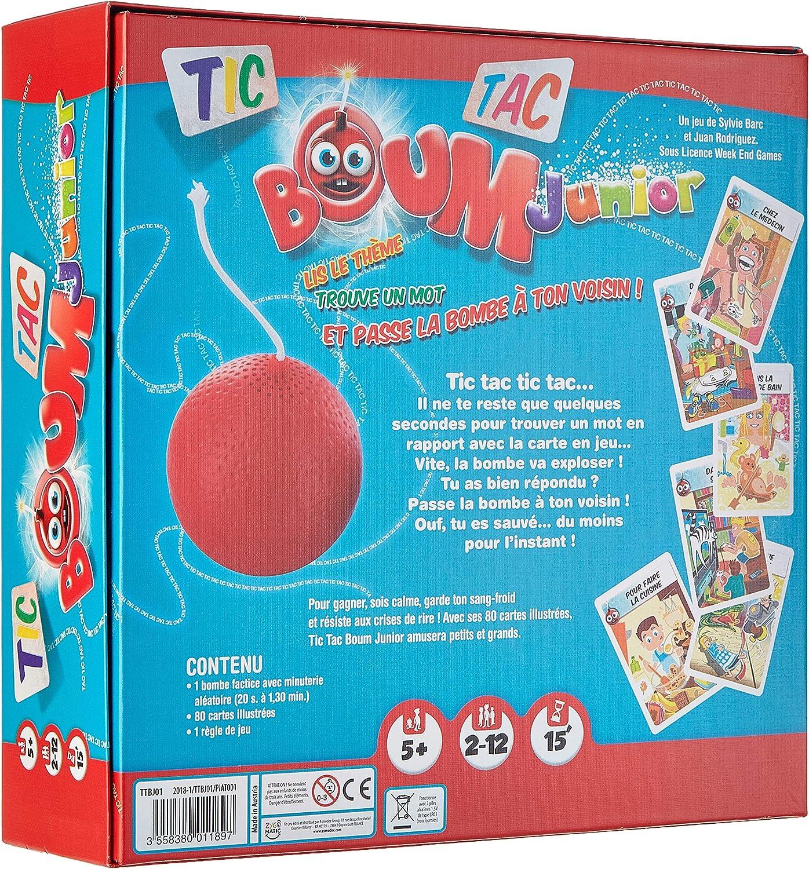 Asmodée TTB02 - Juego de Mesa [Importado de Francia]: Amazon.es: Juguetes y juegos