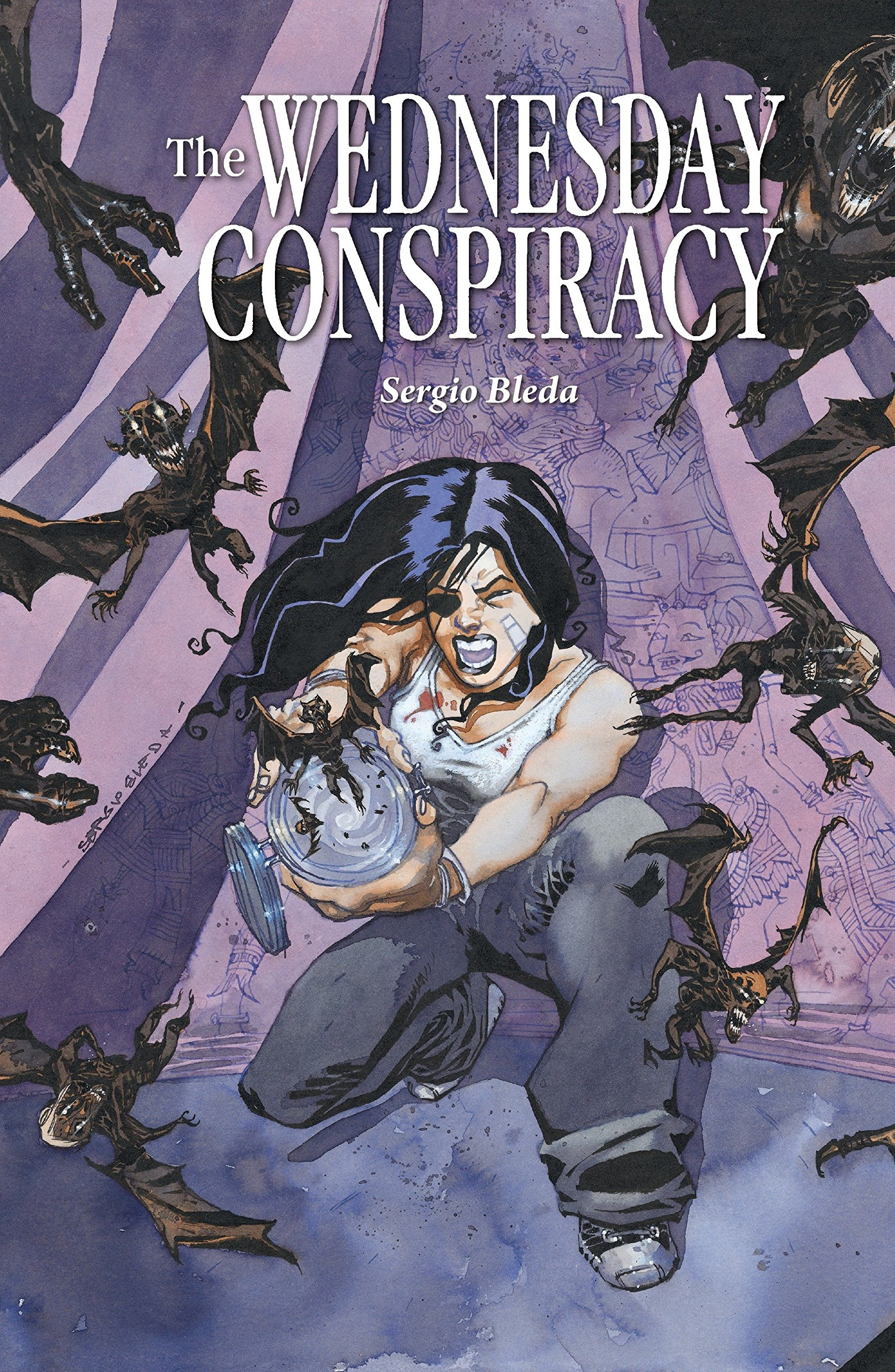 Download The Wednesday Conspiracy PDF