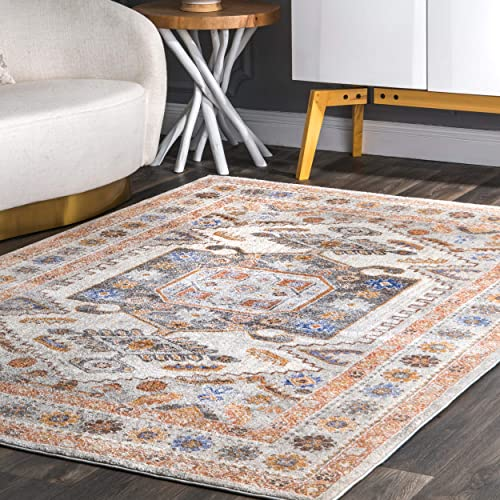 nuLOOM Wendy Vintage Tribal Area Rug