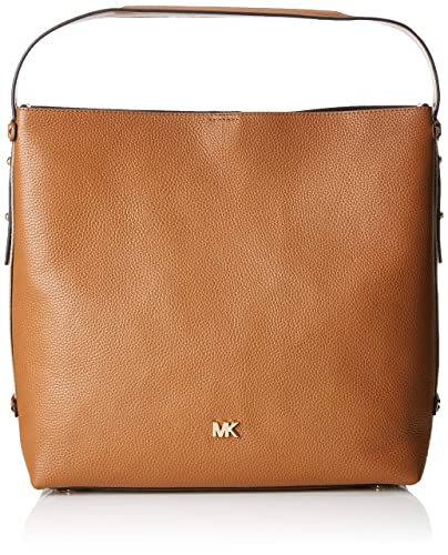 47e94e83b13b Michael Kors Griffin Large Hobo, Women's Shoulder Bag, Brown (Acorn),  14x33x35