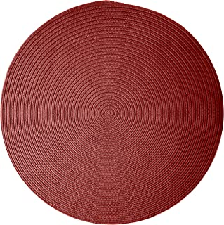 product image for Colonial Mills Boca Raton Area Rug 9x9 Sangria