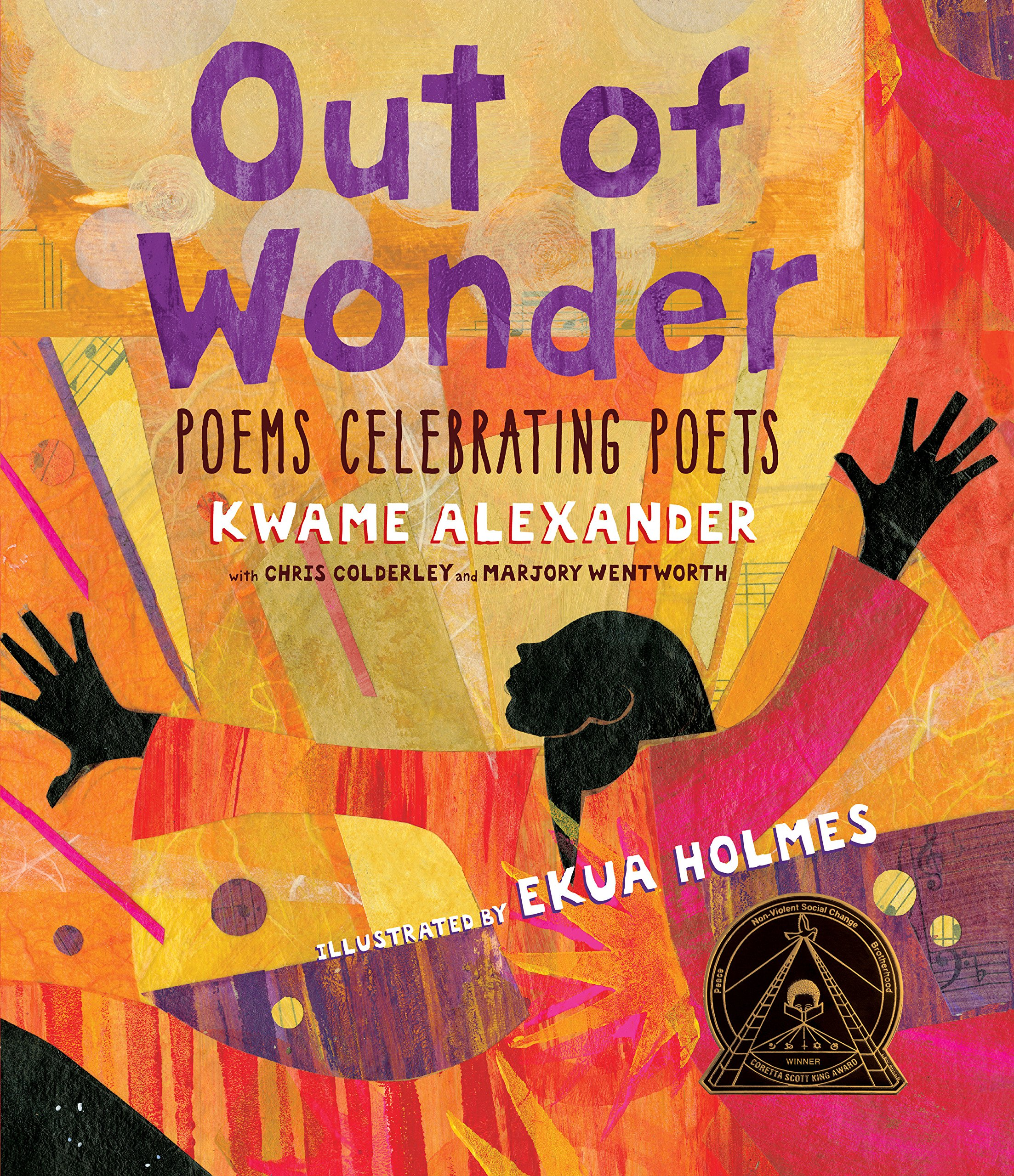Image result for out of wonder book