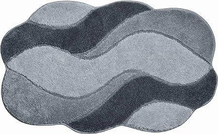 Grund Carmen Tappeto per Il Bagno Albicocca 47x50 cm Poliacrilico Ultrasoft