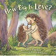 How Big Is Love? (padded board book) (Faith, Hope, Love)