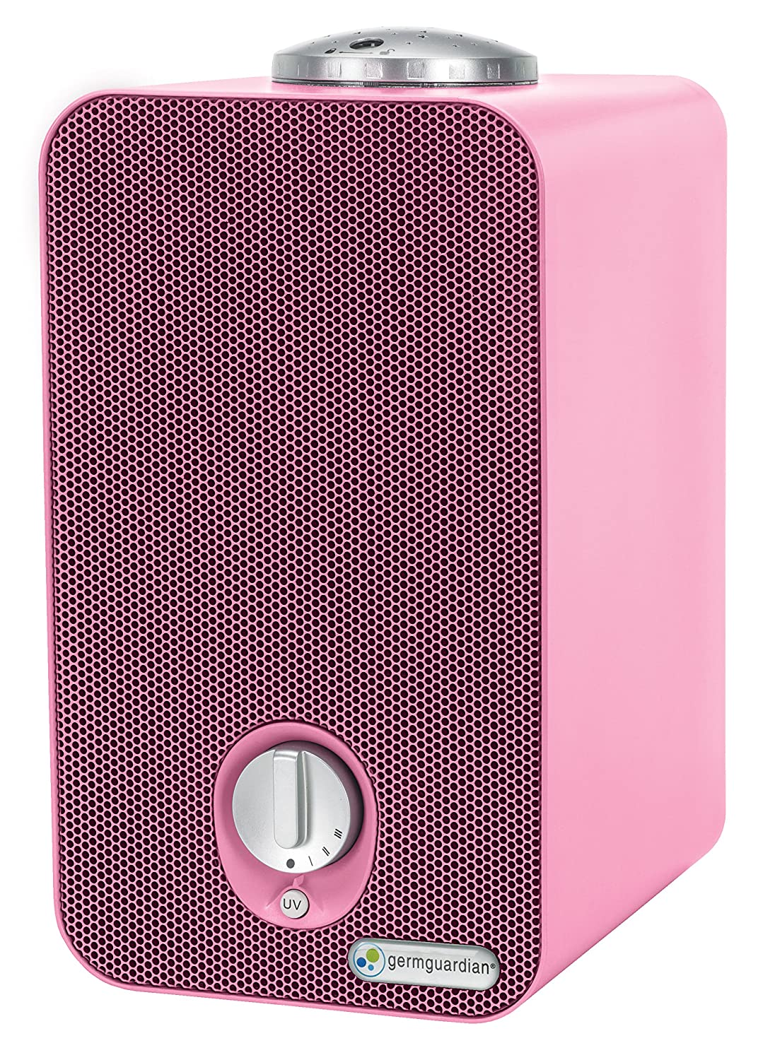 GermGuardian AC4150PCA 4-in-1 Kids Room Air Purifier, HEPA Filter, UVC Sanitizer, Air Cleaner Traps Allergens, Pollen, Odors, Mold, Dust, Germs, Smoke, Pet Dander, Night Light Projector, Germ Guardian Guardian Technologies