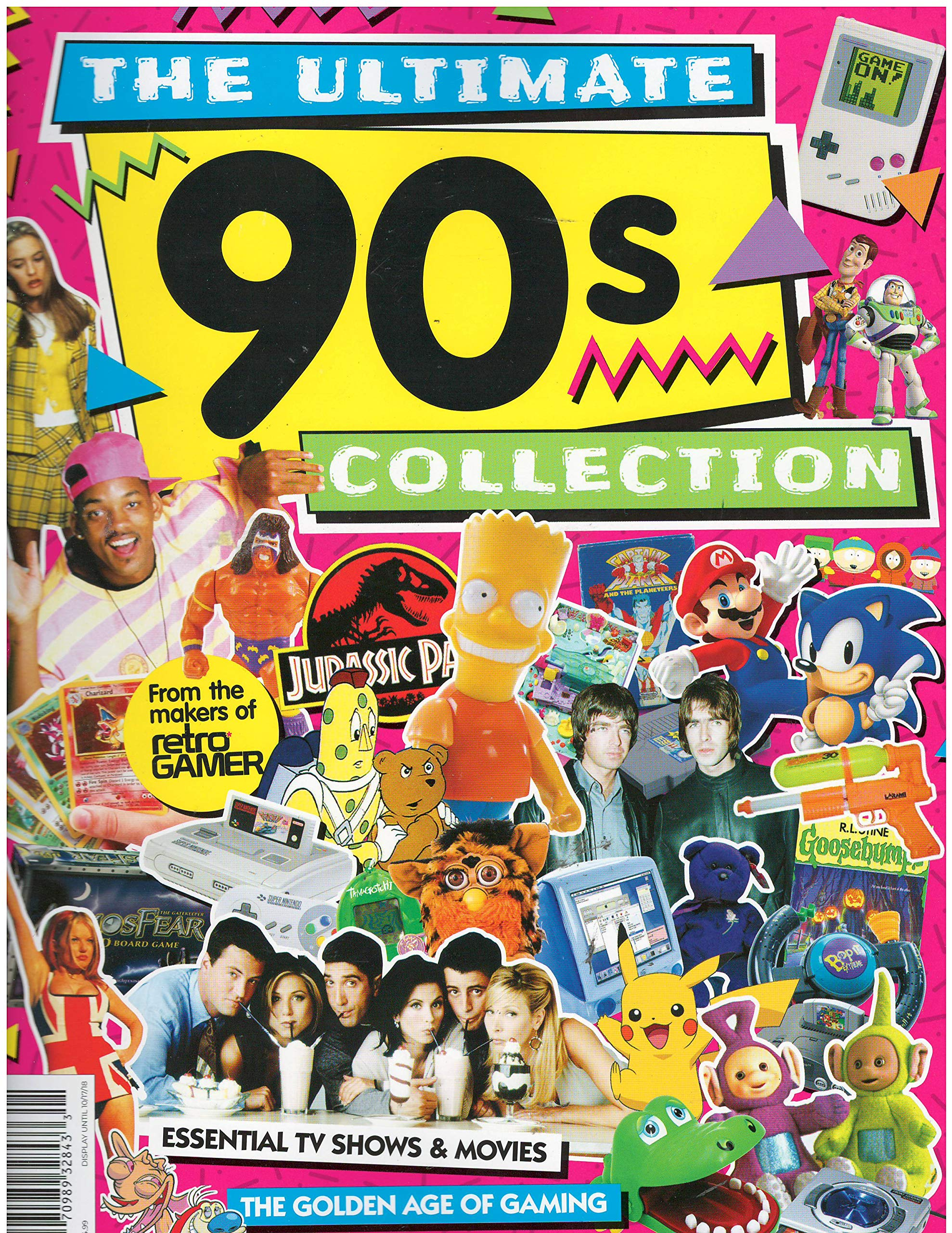 The Ultimate 90s Collection Magazine Retro Gamer: Various: Amazon