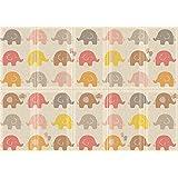"""Parklon Portable Folding Mat """"Little Elephant"""""""