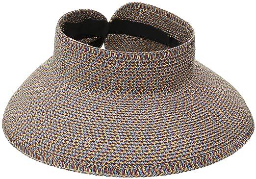 1457b63c13f683 San Diego Hat Company Women's Visor, Bright, One Size at Amazon ...