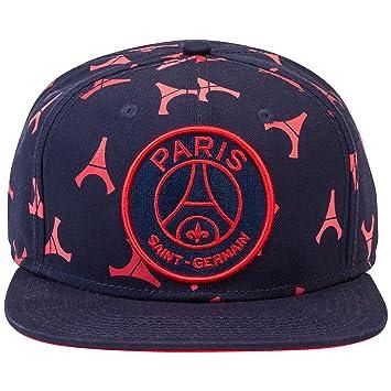 PSG Cap - Official Collection Paris Saint Germain - Adult Size Adjustable 96931d7fdfa