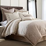 Amrapur 38EJECMG-CWY-QN 8 Piece Conway Comforter Set, Queen
