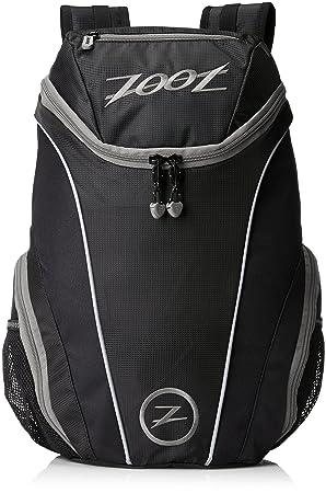 Zoot Mochila Sport Pack, Unisex, Rucksack Sport Pack, Negro/Peltre, 45.7 x 30 x 20 cm, 1 Liter: Amazon.es: Deportes y aire libre