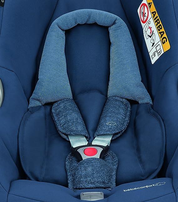 Bébé Confort, Silla de coche grupo 0 Isofix, azul (Nomad ...