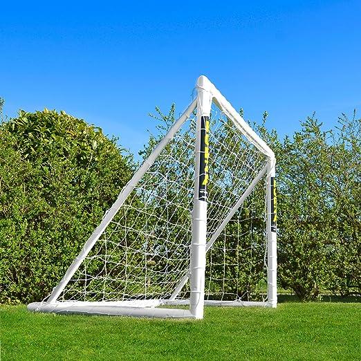 FORZA Portería de Fútbol PVC - Amplia Gama de Tamaños (1,8m x 1,2m): Amazon.es: Deportes y aire libre