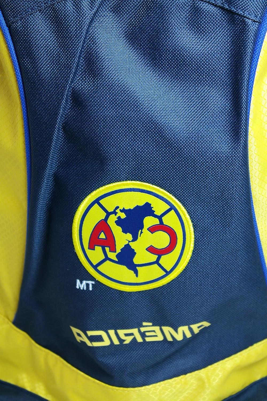 Amazon.com : CA Club America Team Logo Backpack - 001 : Sports Fan Backpacks : Sports & Outdoors