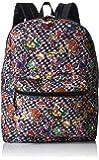 Nintendo Boys' Mario All Over Print Backpack, Black