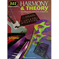 Harmony and Theory: A Comprehensive Source for All Musicians (Essential Concepts (Musicians Institute).) book cover