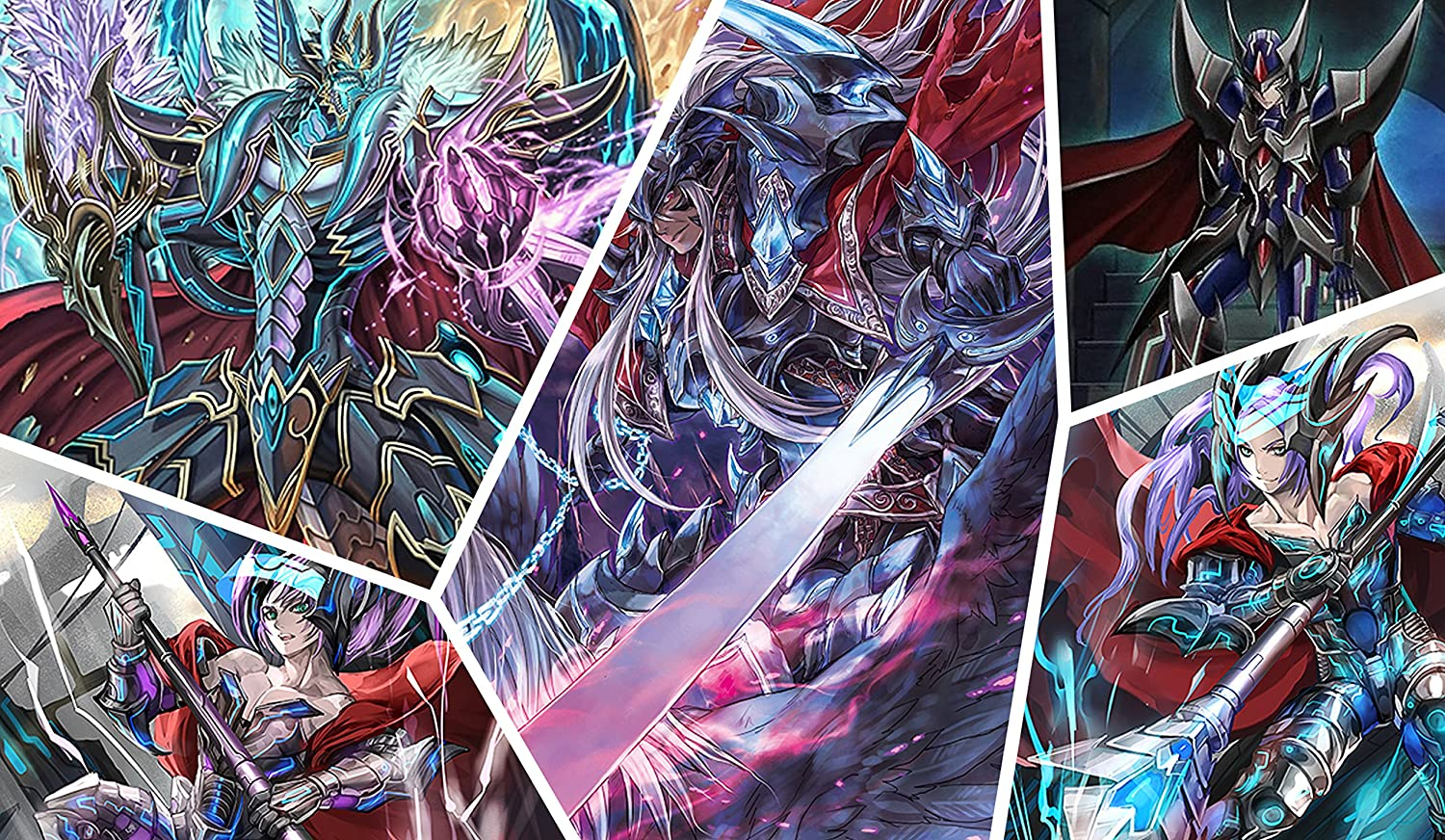 mejor servicio Vanguard Shadow Paladin PLAYMAT CUSTOM CUSTOM CUSTOM PLAY MAT ANIME PLAYMAT 105 by MT  auténtico
