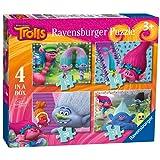 Ravensburger Trolls 4 in a box (12, 16, 20, 24pc) Jigsaw Puzzles