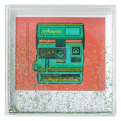 a74517fede19 Amazon.com  Polaroid Photo Glitter Frame