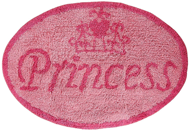 Amazon.com: Disney Princess Summer Palace Decorative Pink Bath Rug: Home U0026  Kitchen