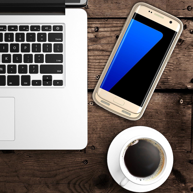 san francisco c2beb 207f4 Galaxy S7 Battery Case, Alpatronix BX420 4500mAh Slim External ...