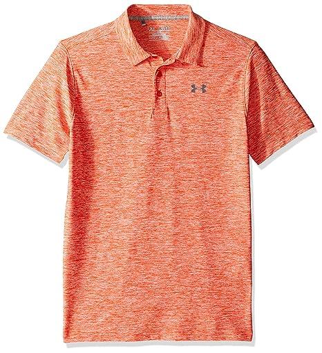2f7495f84 Amazon.com: Under Armour UA Playoff Youth X-Small Dark Orange ...