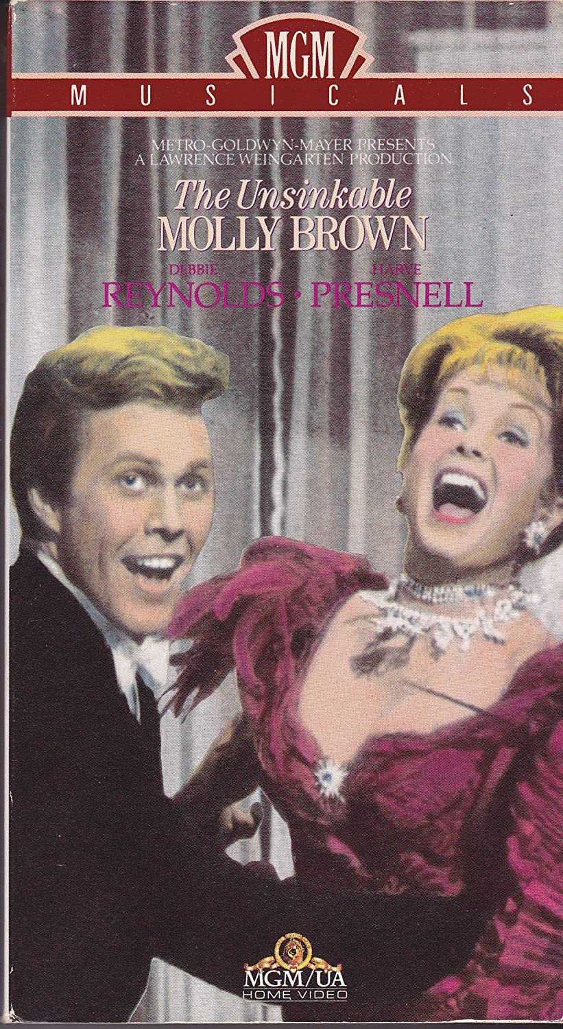 The Unsinkable Molly Brown Movie