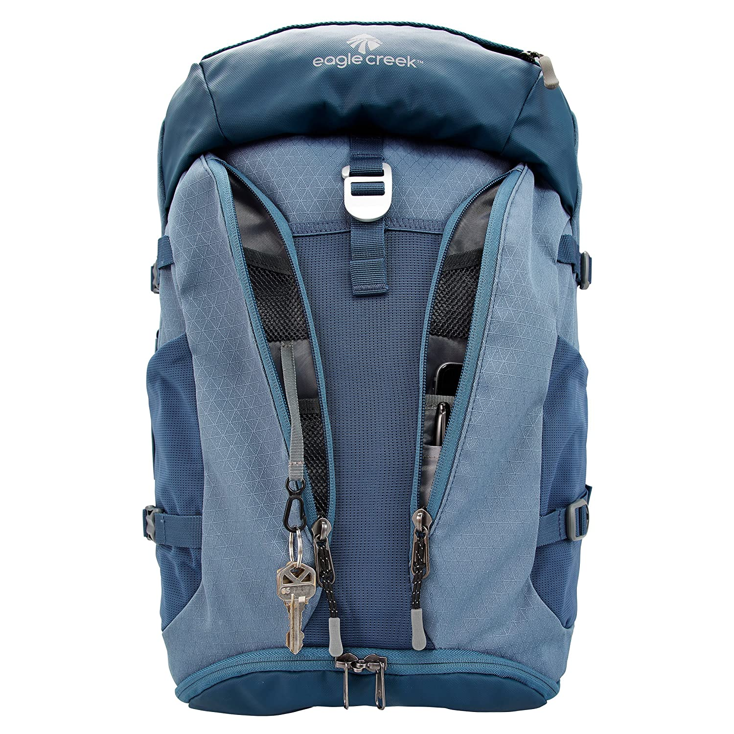 Concord Eagle Creek Global Companion 40L Womens Backpack Travel Water Resistant Mulituse-17in Laptop Carry-On Luggage