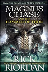 Magnus Chase and the Hammer of Thor (Book 2) Kindle Edition