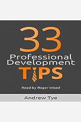 33 Professional Development Tips Audible Audiobook